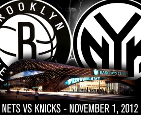 Brooklyn Nets vs New York Knicks Opening Night
